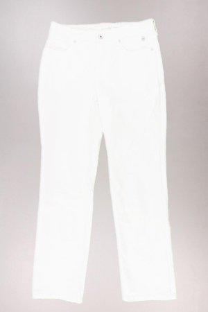 MAC Hose Größe 36/30 weiß