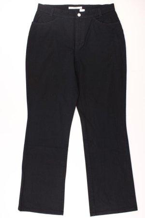 MAC Hose Größe 42 schwarz aus Baumwolle