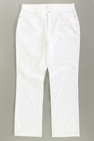 Mac Trousers natural white cotton