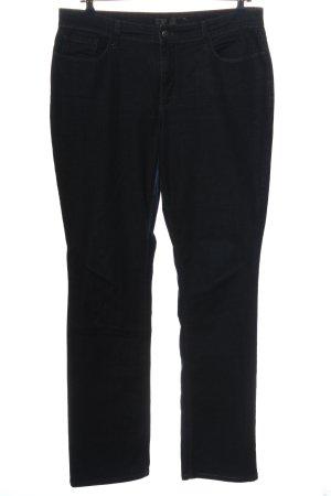 Mac pantalón de cintura baja negro look casual