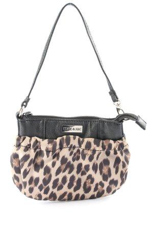 mac&jac Handbag leopard pattern casual look