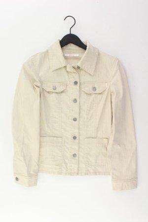 MAC Jacke creme Größe S