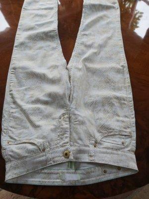 Mac Jersey Pants white-sand brown cotton