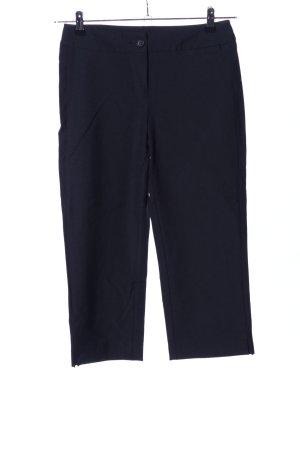 MAC Jeans 3/4-Hose schwarz Casual-Look