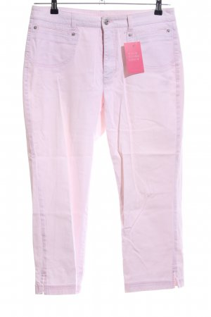 MAC Jeans 3/4-Hose pink Casual-Look