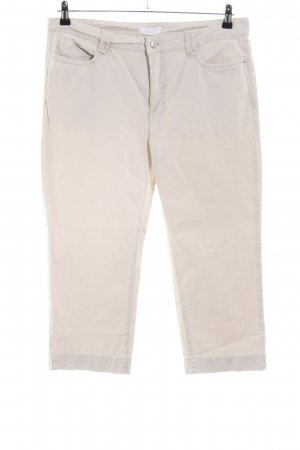 MAC Jeans 3/4 Jeans creme Casual-Look