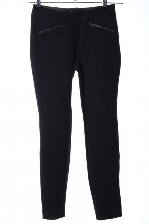MAC Jeans 7/8-Hose schwarz Casual-Look