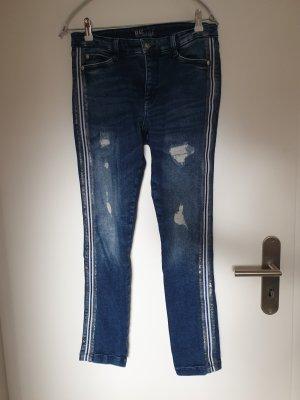 MAC Jeans Jeans a 7/8 blu-blu scuro