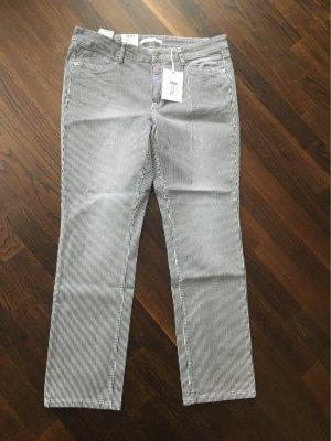 MAC Jeans Jeansy z prostymi nogawkami Wielokolorowy