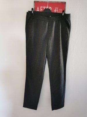Mac Jeans Damen Hose Amelie Easy Light Jersey grau Größe 42