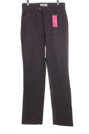 MAC Jeans High-Waist Hose dunkelgrau Casual-Look