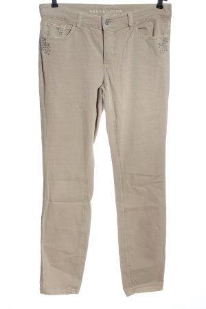 MAC Jeans Slim Jeans wollweiß Casual-Look