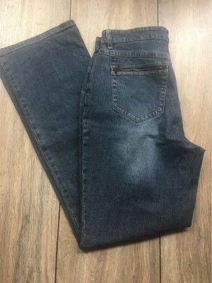 Mac Pantalone cinque tasche grigio ardesia