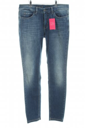 MAC Jeans Spijkerbroek blauw casual uitstraling