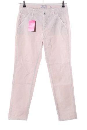 MAC Jeans Karottenhose pink Casual-Look