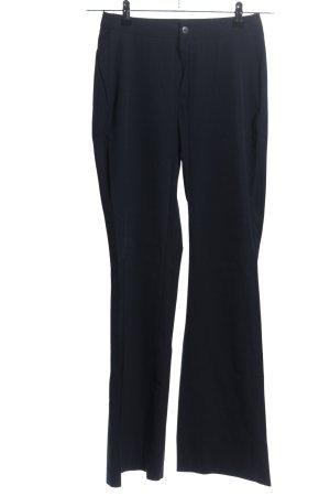 MAC Jeans Marlenehose schwarz Business-Look