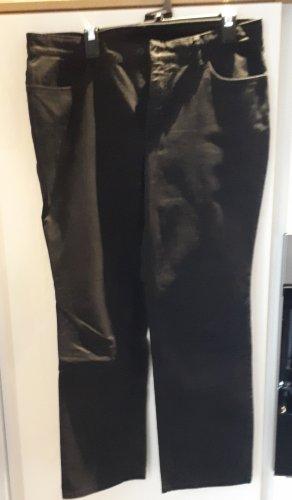 Mac Jeansy z prostymi nogawkami czarny