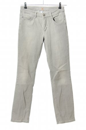 MAC Jeans Tube Jeans light grey casual look