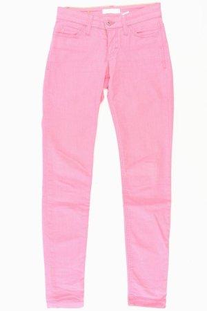 MAC Jeans Skinny Clean Größe 32 pink aus Baumwolle