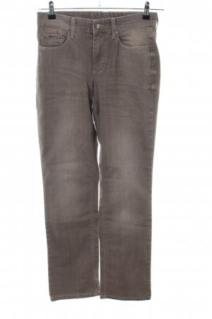 MAC Jeans Skinny Jeans braun Casual-Look
