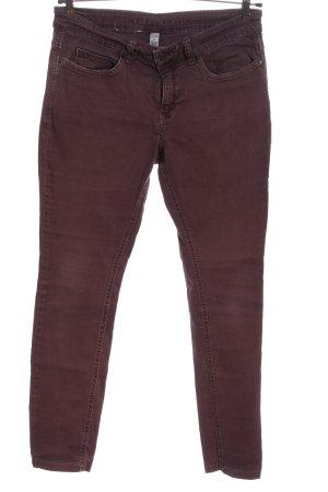 MAC Jeans Slim Jeans rot Casual-Look
