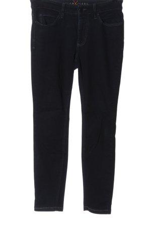 MAC Jeans Slim Jeans blau Casual-Look