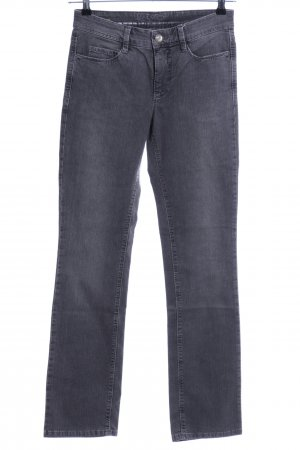 MAC Jeans Slim Jeans hellgrau Casual-Look