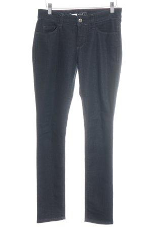 MAC Jeans Slim Jeans dunkelblau Casual-Look
