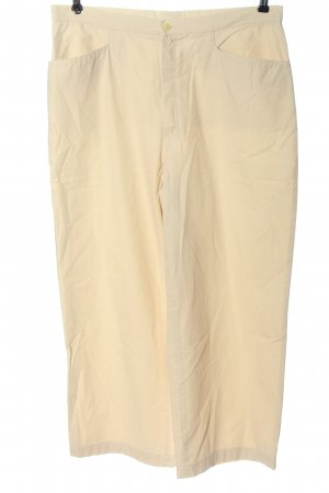 MAC Jeans Stoffhose creme Casual-Look