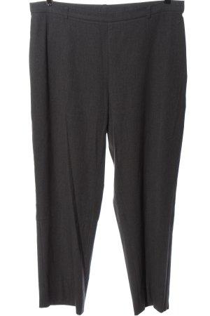 MAC Jeans Stoffhose hellgrau Business-Look