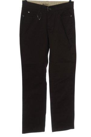 MAC Jeans Stoffhose braun Casual-Look