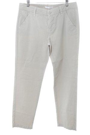 MAC Jeans Stoffhose hellbeige Business-Look