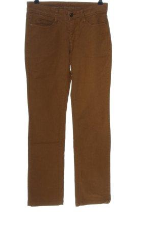 MAC Jeans Straight-Leg Jeans braun Casual-Look