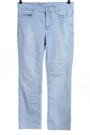 "MAC Jeans Straight-Leg Jeans ""Angela"" blau"