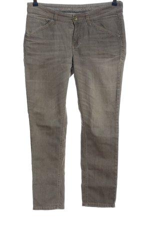 MAC Jeans Slim Jeans hellgrau Casual-Look