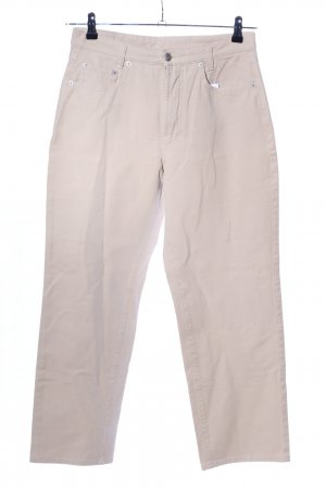 MAC Jeans Straight-Leg Jeans wollweiß Casual-Look