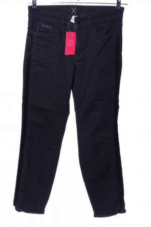 MAC Jeans Stretch Jeans schwarz Casual-Look