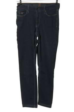MAC Jeans Stretch jeans blauw casual uitstraling