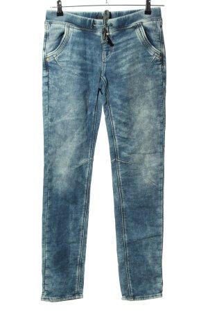 MAC Jeans Stretchhose blau Casual-Look