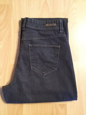 MAC Jeans Vaquero estilo zanahoria taupe tejido mezclado