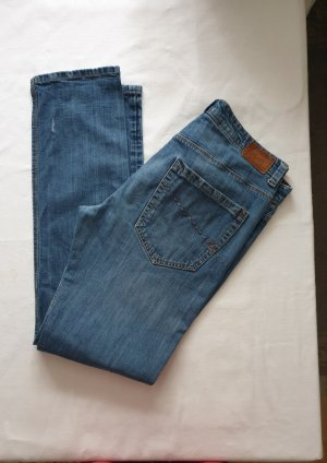 MAC Jeans Five-Pocket Trousers cornflower blue