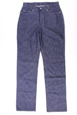 MAC Mom Jeans Größe 38 blau aus Baumwolle