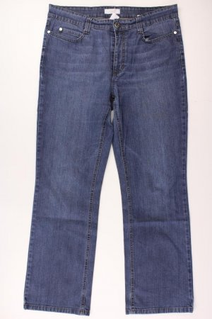MAC Regular Jeans blau Größe 44