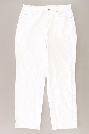 MAC Regular Jeans weiß Größe 42