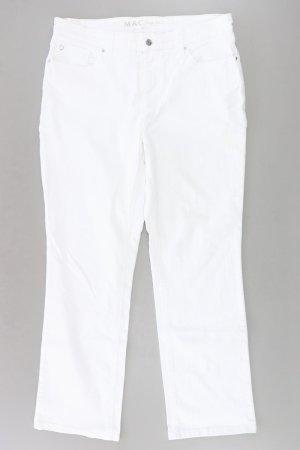 MAC Regular Jeans weiß Größe 44/L30