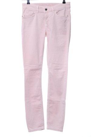 Mac Röhrenhose pink Casual-Look