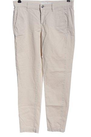 Mac Drainpipe Trousers natural white casual look