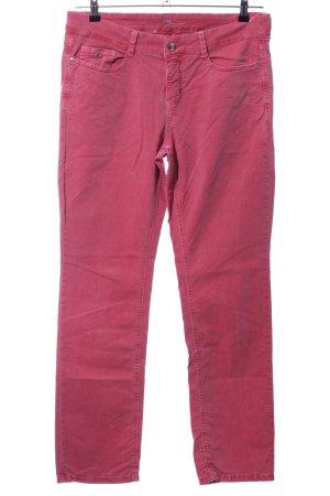 Mac Röhrenjeans pink Casual-Look
