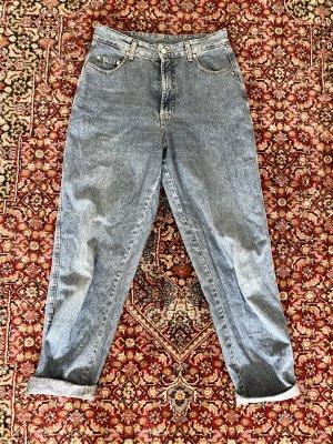 MAC Second Hand Karotten-Jeans