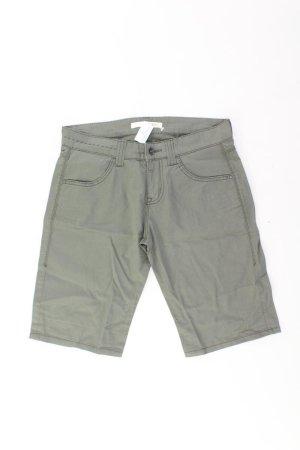 MAC Shorts Größe 34 grün aus Baumwolle